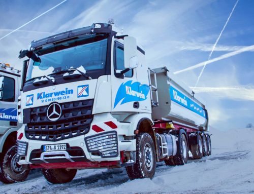 LKW-Fahrer (m/w/d) für Kippfahrzeuge