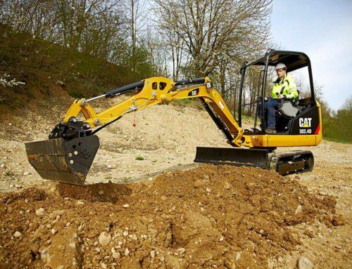 Baugeräteführer (m/w/d) für Bauwerkshinterfüllung und Fundamentaushub